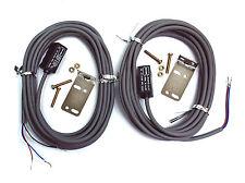 1set Fotek E2T-4MN Photo Sensor IR LED IP66 Thru Beam Mode t>=1mS D<=400cm