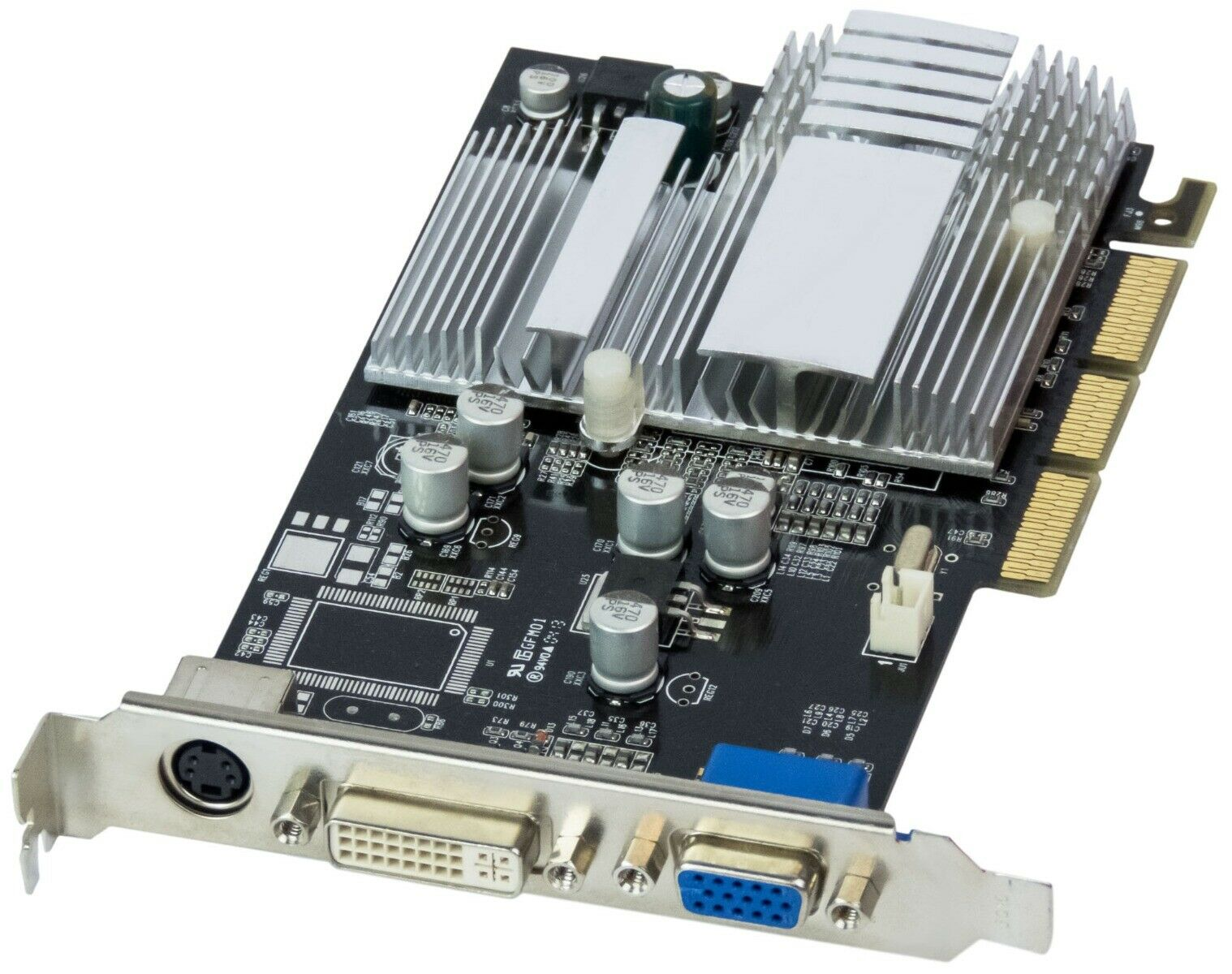 ATI RADEON 9200 SE 128MB R9200SE AGP