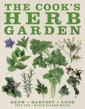 The Cook's Herb Garden by Dorling Kindersley Publishing Staff (2010, Hardcover)
