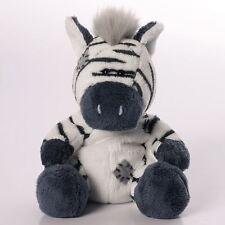"4"" My Blue Nose Friends Chip the Zebra No. 8 - Plush Soft Toy"
