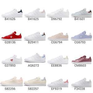 Adidas-Originals-Stan-Smith-W-Femme-Classique-Mode-De-Vie-Chaussures-Sneakers-Pick-1