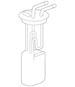 Genuine GM Fuel Pump Assembly 19352936
