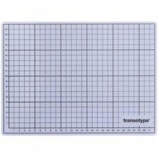 H 900 x 3 mm transparent T B 600 x transotype Schneidematte