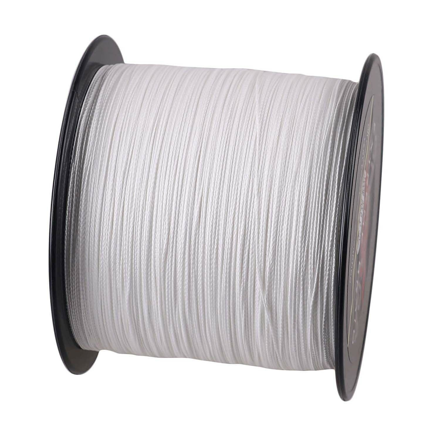 Dorisea Pro 100M-2000M 6-300LB Test White 100%PE Dyneema Braided Fishing Line