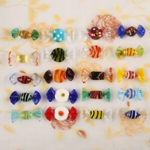 20pcs-Vintage-Murano-Glass-Sweets-for-Wedding-Xmas-Party-Candy-Decorations-Gift