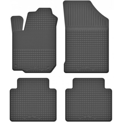 // Magnetis Gummimatten Fußmatten 15 mm Rand KIA Carens I 00-02 4-teile 01-06
