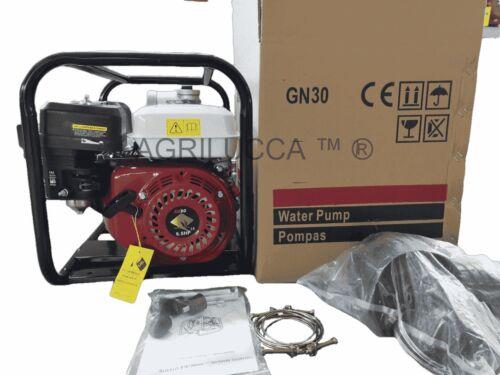 autoadescante 6,5 Hp Motopompa a scoppio GN30  60 mm  3 pollici