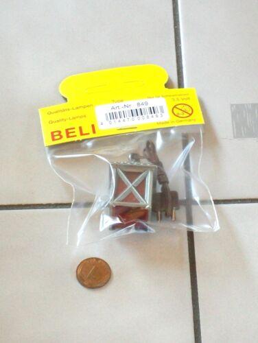 Beli-BECO 849 lanterne pour crèche 3,5v crèches éclairage