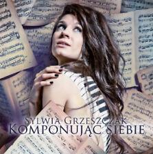 Sylwia Grzeszczak - Komponujac siebie (CD)  NEW