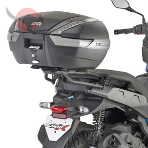 Porte-Bagages-Attaque-Arriere-Givi-BMW-C-400-X-2019-COD-SR5130