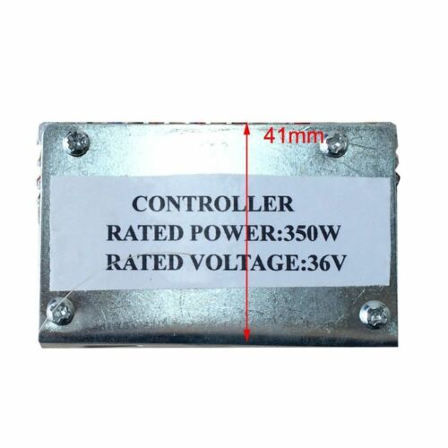 36V 350W Brushed Speed Control Unit w// Throttle Grips for Go Cart Razor BIKE