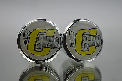 new Puch Plugs Caps Topes Tapones guidon bouchons lenker endkappe Tappi
