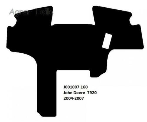 Felpudo terciopelo John Deere 7920 a partir de 2004 hasta 2007