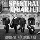 Serious Business von Spektral Quartet (2016)