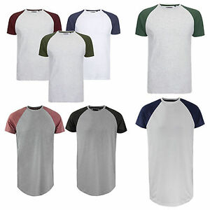 dc33feb5d09 Mens T-Shirt Brave Soul  Baptist  Crew Neck Short Raglan Sleeve ...