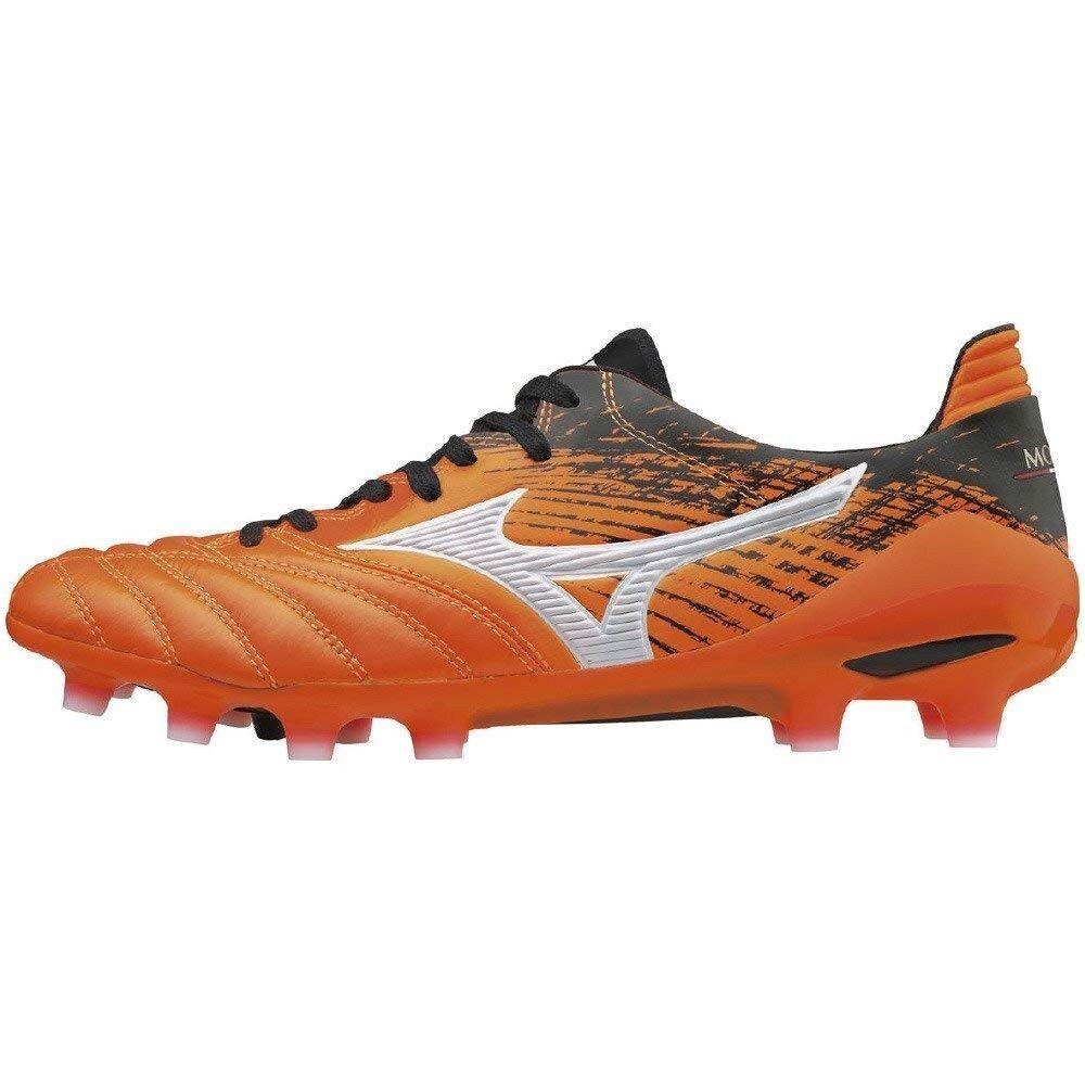 NEW MIZUNO Soccer Football Spike scarpe MORELIA NEO 2 P1GA175054 arancia US826cm