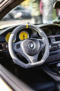 Bmw M Performance Steering Wheel Alcantara Custom M3 E90 E92 328i