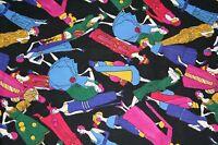 Hoffman Flapper Ladies Heirlooms Fabric
