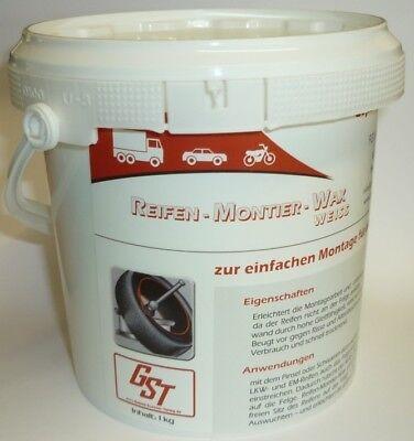 Montaggio pneumatici pasta reifenmontierpaste Montaggio Paste 3 kg