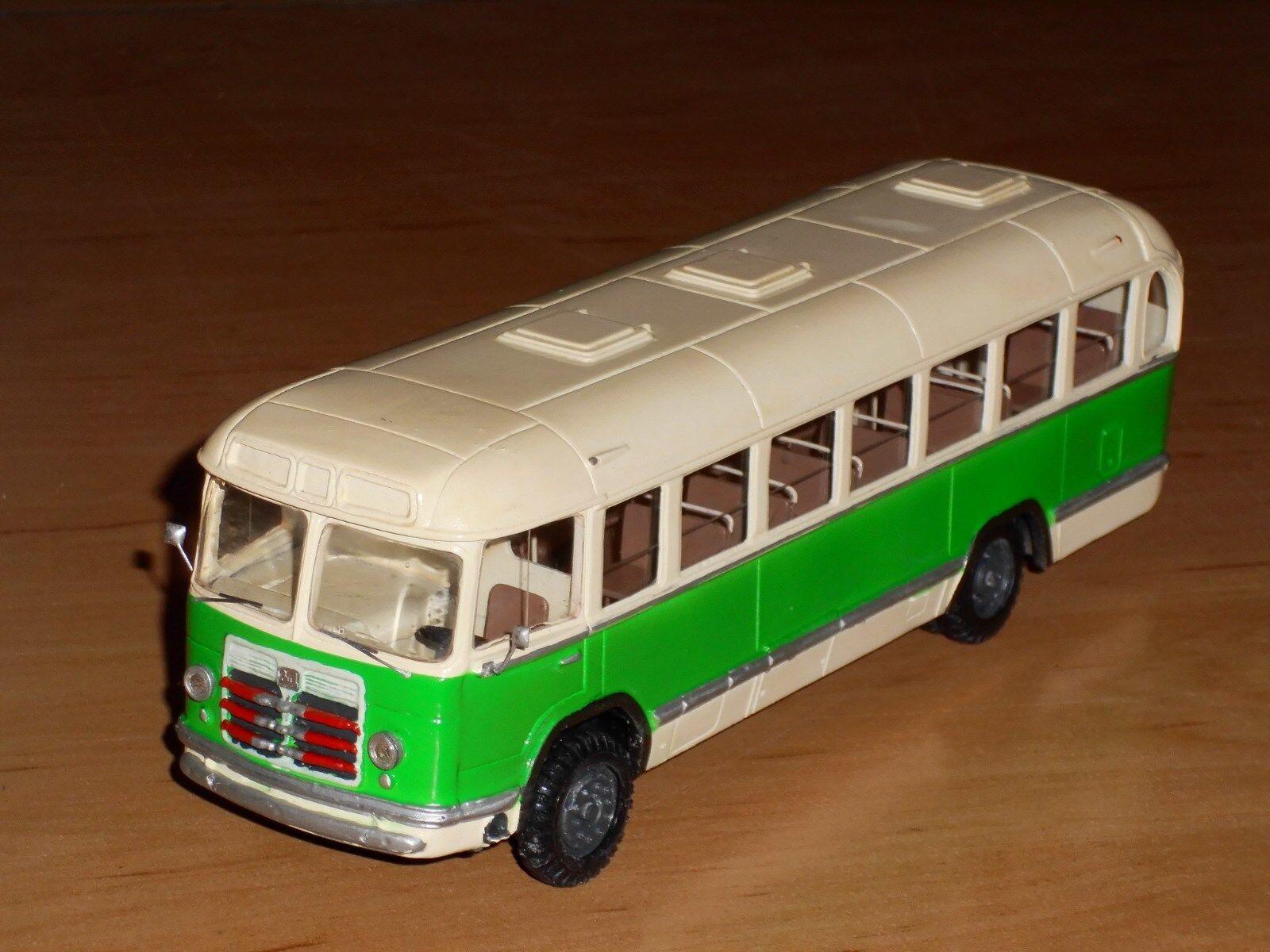 Bus zil-158v, finoko, russische handarbeit modell 1,43