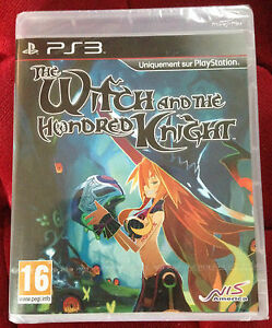 PS3-The-Witch-And-The-Hundred-Knight-FRANCAIS-100-NEUF-PS-3-PLAYSTATION-3