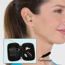 Rechargable Hearing Aid Sound Amplifier Micro Bionic 45dbs USB with Carry Case