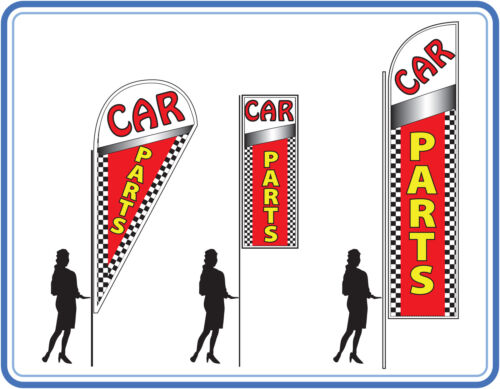 Car parts Flag, great for advertising your garage Car service flag banner 1