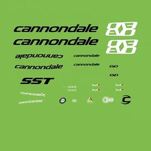 Cannondale-Supersix-EVO-Bicycle-Decals-Transfers-Stickers-n-5500