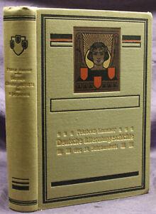 Kummer-Deutsche-Literaturgeschichte-des-19-Jahrhunderts-1909-Belletristik-sf