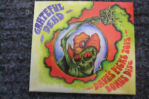 Grateful-Dead-Dave-039-s-Picks-2015-Bonus-Disc-CD-Academy-Of-Music-1972-VG
