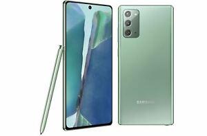 Samsung Galaxy Note20 5G Mint (Unlocked)