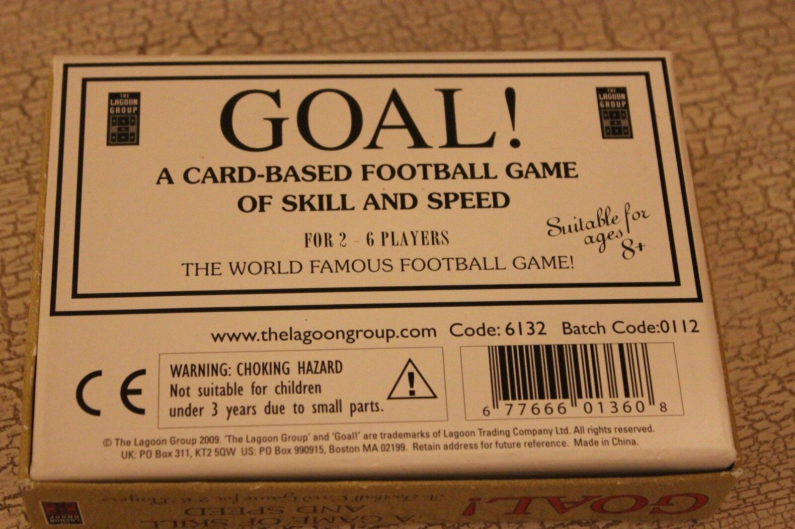 La La La passion illumine Noël, tous les bons cadeaux sont en Irak. Goal! vintage football jeu de carte 9a8112