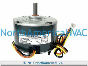 image is loading oem-ge-genteq-air-conditioner-condenser-fan-motor-