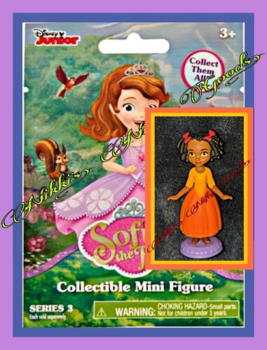 Disney Jrs Sofia The First Blind Bag ✳️RUBY✳️ Series 3