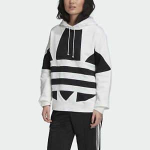 adidas-Originals-Large-Logo-Hoodie-Women-039-s