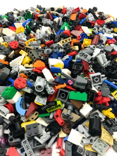 LEGO LOT OF 100 SMALL PIECES MODIFICATION BRICKS TECHNIC VARIETY PARTS GRAB BAG