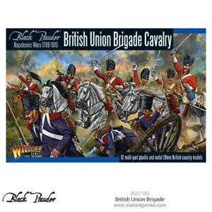 Britisch-Union-Brigade-Kavallerie-Warlord-Schwarz-Pulver