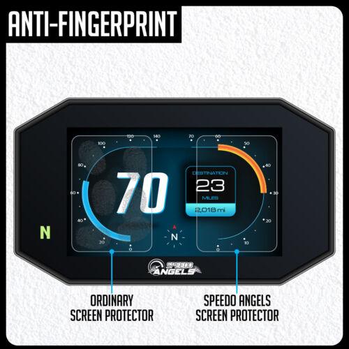 Armaturenbrett Tacho Displayschutzfolie 2 x Ultra Klar 2019+ VESPA ELETTRICA