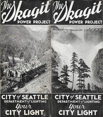 1936 Skagit Project City Light