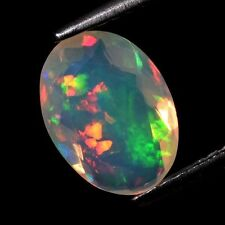1,1 CT OPALE NATURALE BIANCO PREZIOSO NATURAL WELO OPAL 1.1CT VS RARE SEE VIDEO