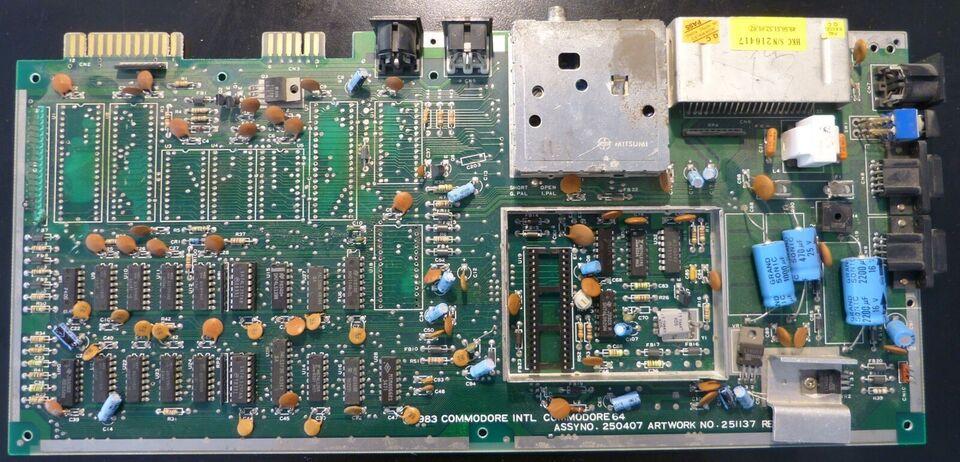 Commodore 64, andet