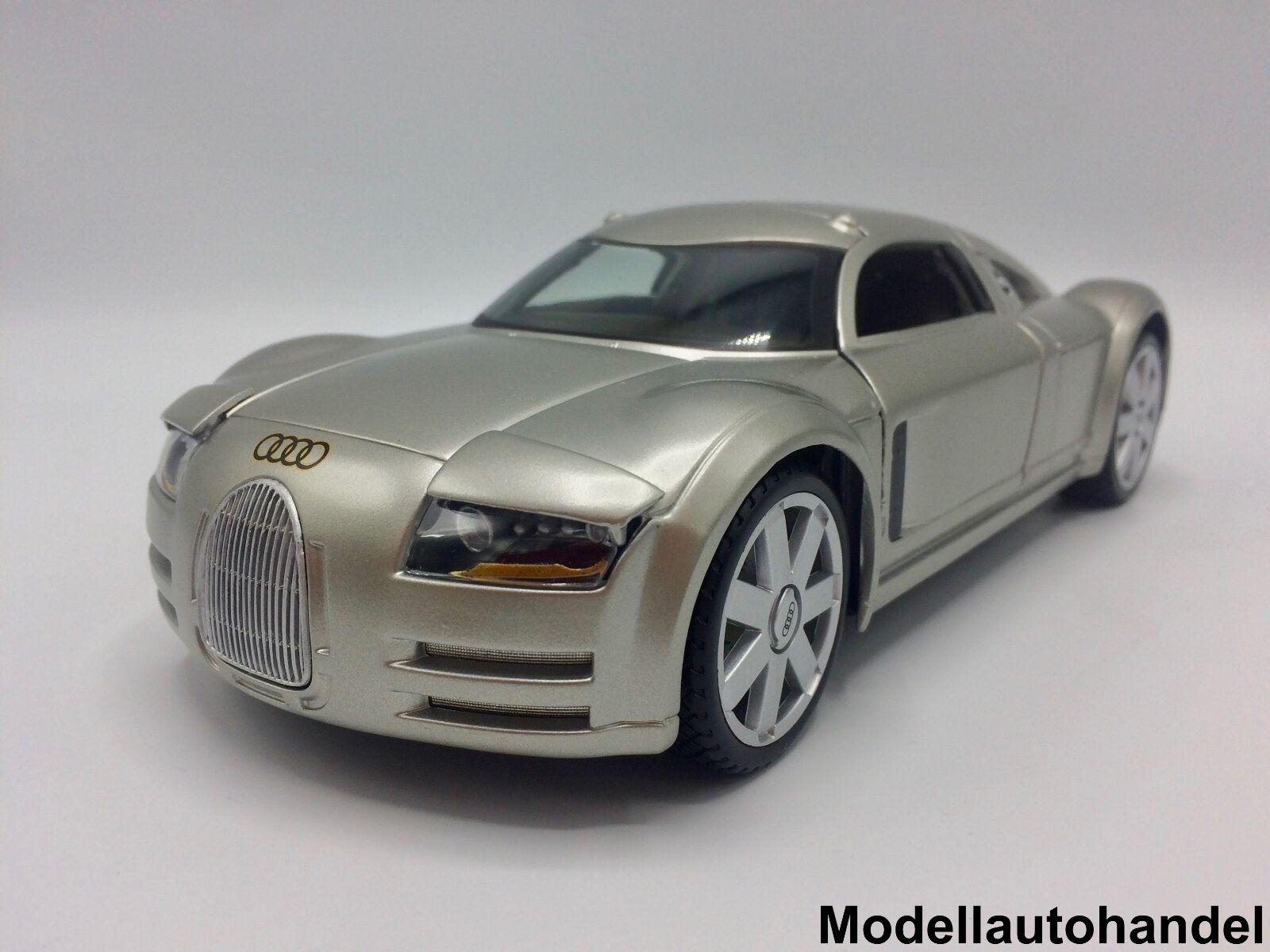 Audi Super Sport ROSEMEYER-Argent - 1 18 Maisto-Prix Recommandé