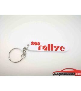 Porte-cle-PEUGEOT-205-RALLYE