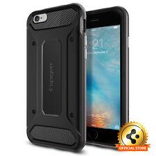 [Spigen Outlet] Apple iPhone 6 / 6s [Neo Hybrid Carbon] Gunmetal Bumper Case