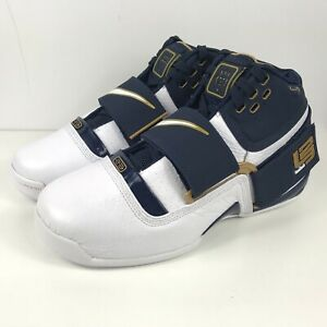 fab24f4cdc555 Nike LeBron Zoom Soldier 1 25 Straight AO2088-400 Midnight Navy CT ...