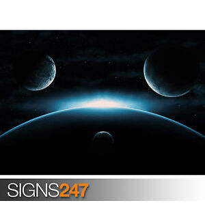 3161 Space Photo Picture Poster Print Art A0 A1 A2 A3 A4 DIGITAL PLANETS