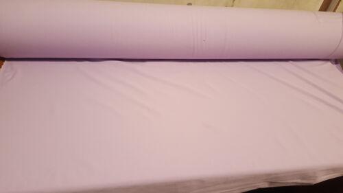 Nuevo algodón Lycra 4 CIERTO ESTIRAMIENTO JERSEY Material De Tela Varios Colores