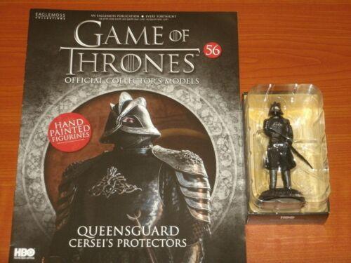Eaglemoss Game Of Thrones Figure Collection Variation Listing Daenerys,Jon Snow