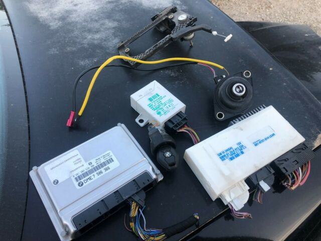 BMW E38 735i 7 Series DME Engine Control Unit Module DME 7506366 EWS  6905668 for sale online   eBay