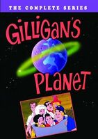 Gilligan's Planet The Complete Series Sealed Dvd Gilligan's Island